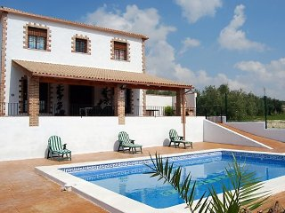 4 bedroom Villa in Cordoba  Cabra, Inland Andalucia, Spain : ref 2015299