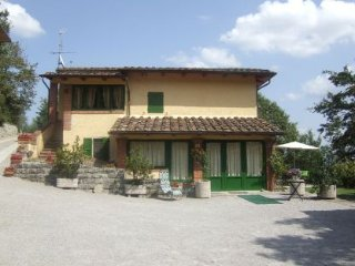 4 bedroom Villa in Cortona, Tuscany, Italy : ref 2020459