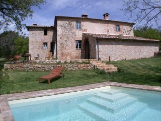 3 bedroom Villa in Siena, Tuscany, Italy : ref 2022328