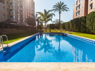 Beautiful modern apartment near Bioparc Valencia
