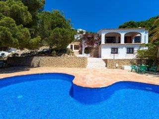3 bedroom Villa in Benissa, Valencia, Spain : ref 5047252