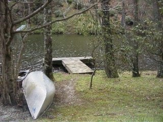 Private Dock and Canoe - in Highlands - Beautiful Lake Sequoyah Home