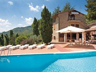 5 bedroom Villa in Barberino Del Mugello, Tuscany, Florence, Italy : ref 2040052