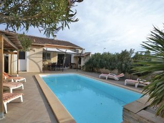 4 bedroom Villa in Murviel les Beziers, Languedoc roussillon, Herault, France