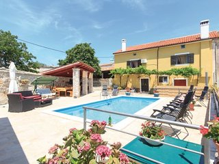 4 bedroom Villa in Barban Puntera, Istria, Barban, Croatia : ref 2043066