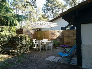 Hossegor petite maison mitoyenne  35 m2 avec jardin