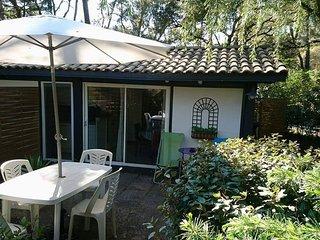 Petite maison mitoyenne  35 m2 avec jardin