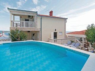 6 bedroom Villa in Trogir Sevid, Central Dalmatia, Trogir, Croatia : ref 2046230