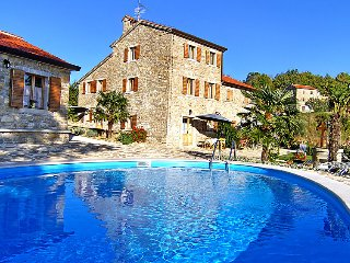 4 bedroom Villa in Buje Krasica, Istria, Croatia : ref 2057481