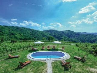 5 bedroom Villa in Pazin, Istria, Croatia : ref 2088571