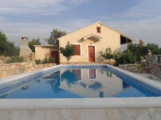 3 bedroom Villa in Solta, Central Dalmatia, Croatia : ref 2088658
