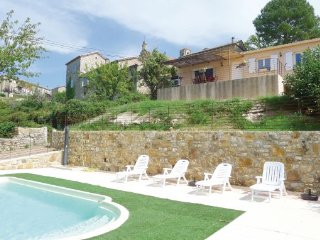 3 bedroom Villa in Bordezac, Languedoc roussillon, Gard, France : ref 2089279, Besseges