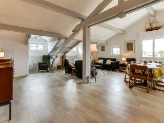 Appartement style loft à Saint-Jean-de-Luz