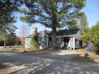 La maison Bleue près du Lac, spa et foyer