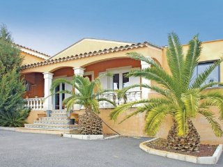 5 bedroom Villa in Bourg Saint Andeol, Provence drOme ardEche, France : ref