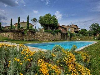 3 bedroom Apartment in Anghiari, Arezzo e Dintorni, Tuscany, Italy : ref 2096609