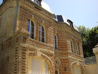 5 bedroom Villa in Villers sur mer, Normandy, France : ref 2097288