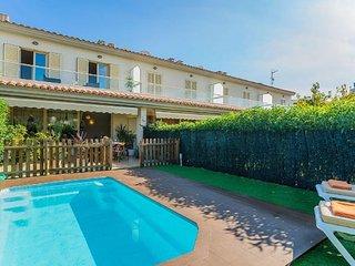 3 bedroom Villa in Alcudia, Mallorca, Mallorca : ref 2105893