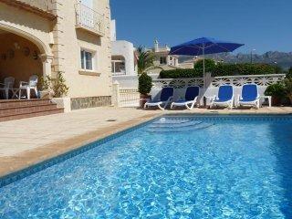 4 bedroom Villa in Altea, Valencia, Spain : ref 5047629