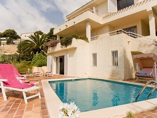 3 bedroom Villa in Altea, Alicante, Costa Blanca, Spain : ref 2135042