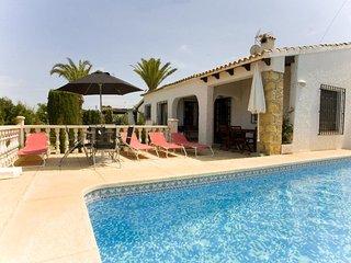 3 bedroom Villa in L'Albir, Valencia, Spain : ref 5047620