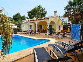4 bedroom Villa in Javea, Costa Blanca, Spain : ref 2161455