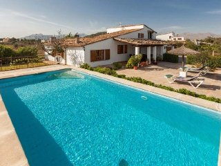 3 bedroom Villa in Pollenca, Mallorca : ref 2170394