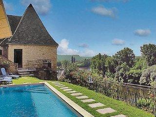 2 bedroom Villa in La Roque-Gageac, Dordogne, France : ref 2185389