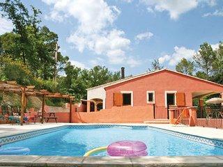 3 bedroom Villa in Saint-Antonin, Var, France : ref 2185996