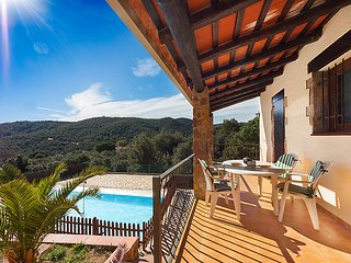 3 bedroom Villa in Calonge, Costa Brava, Spain : ref 2214427