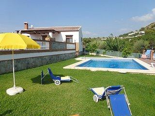 3 bedroom Villa in Frigiliana, Andalusia, Spain - 5698715