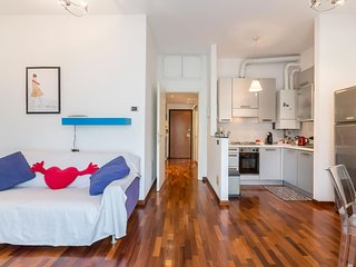 Navigli Charming Studio  apartment in Navigli with WiFi & lift.