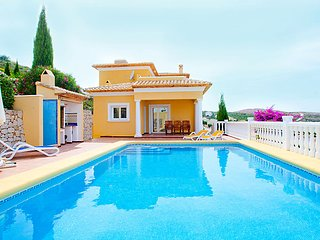 3 bedroom Villa in Pego, Valencia, Spain : ref 5059008