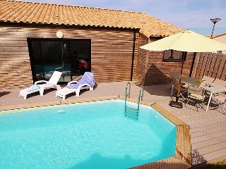 3 bedroom Villa in Talmont Saint Hilaire, Vendee  Western Loire, France : ref