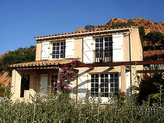 3 bedroom Villa in Antheor, Provence-Alpes-Cote d'Azur, France : ref 5699884