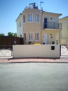 Secure, high fencing around pool and BBQ area