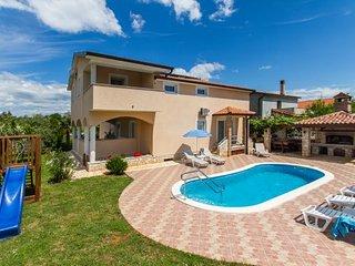 5 bedroom Villa in Labin-Nedescina, Labin, Croatia : ref 2219295