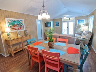 Just Completely Renovated, All New Furniture - Perfect Family Vacation 40, Myrtle Beach