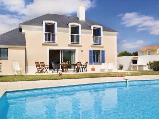 3 bedroom Villa in St-Jean-de-Monts, Vendee, France : ref 2220521, Saint-Jean-de-Monts