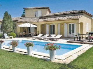 3 bedroom Villa in Lamanon, Bouches Du Rhone, France : ref 2220742