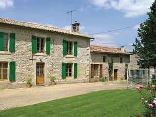 4 bedroom Villa in Souvigne, Deux-sevres, France : ref 2220866