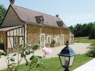 3 bedroom Villa in St Julien de Crempse, Dordogne, France : ref 2220956
