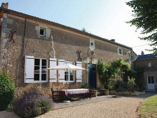 6 bedroom Villa in Irais, Deux-sevres, France : ref 2221454