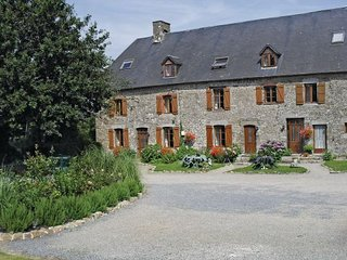 4 bedroom Villa in Maupertuis, Manche, France : ref 2221902
