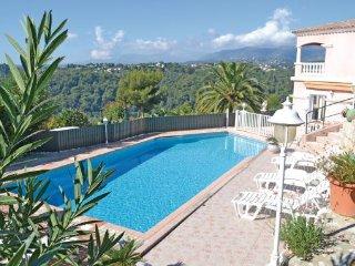 3 bedroom Villa in Cagnes sur Mer, Alpes Maritimes, France : ref 2221975