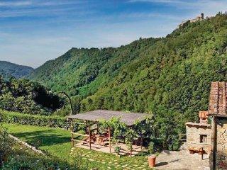 4 bedroom Villa in Pescia, Montecatini / Pistoia And Surroundings, Italy : ref