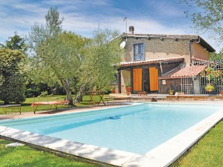 3 bedroom Villa in Viterbo, Latium Countryside, Italy : ref 2222560