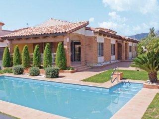 3 bedroom Villa in Miami Platja, Costa Dorada, Spain : ref 2222849