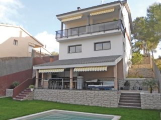 4 bedroom Villa in Sitges, Costa De Barcelona, Spain : ref 2222878