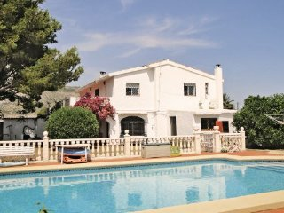 4 bedroom Villa in Ondara, Costa Blanca, Spain : ref 2223012